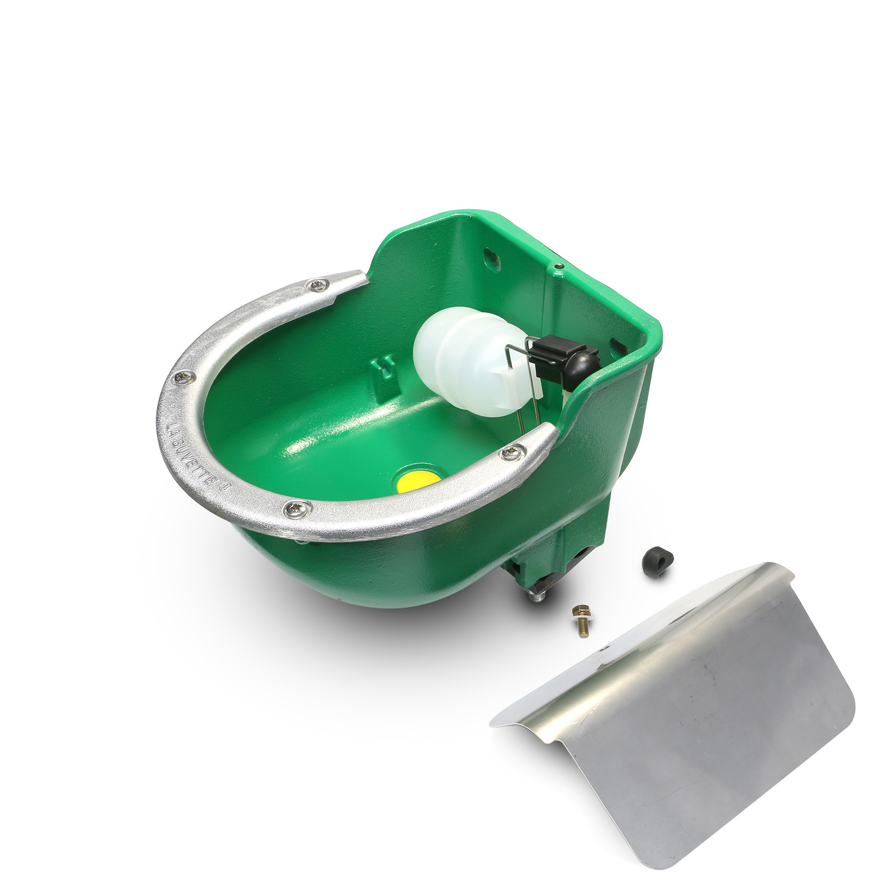 LAC 5A - NON-SPILL drinking bowl with constant water level