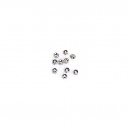 BAG WITH 10 STAINLESS STEEL BLIND NUTS H5
