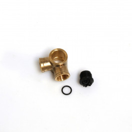 ASSEMBLING+ADJUSTMENT SCREW-BRASS/FORSTAL