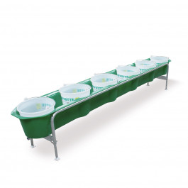 FEED TROUGH for calves and sheep - 2,60 m