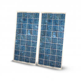 SOLAR PANEL SET FOR SOLAR-FLOW 24 V