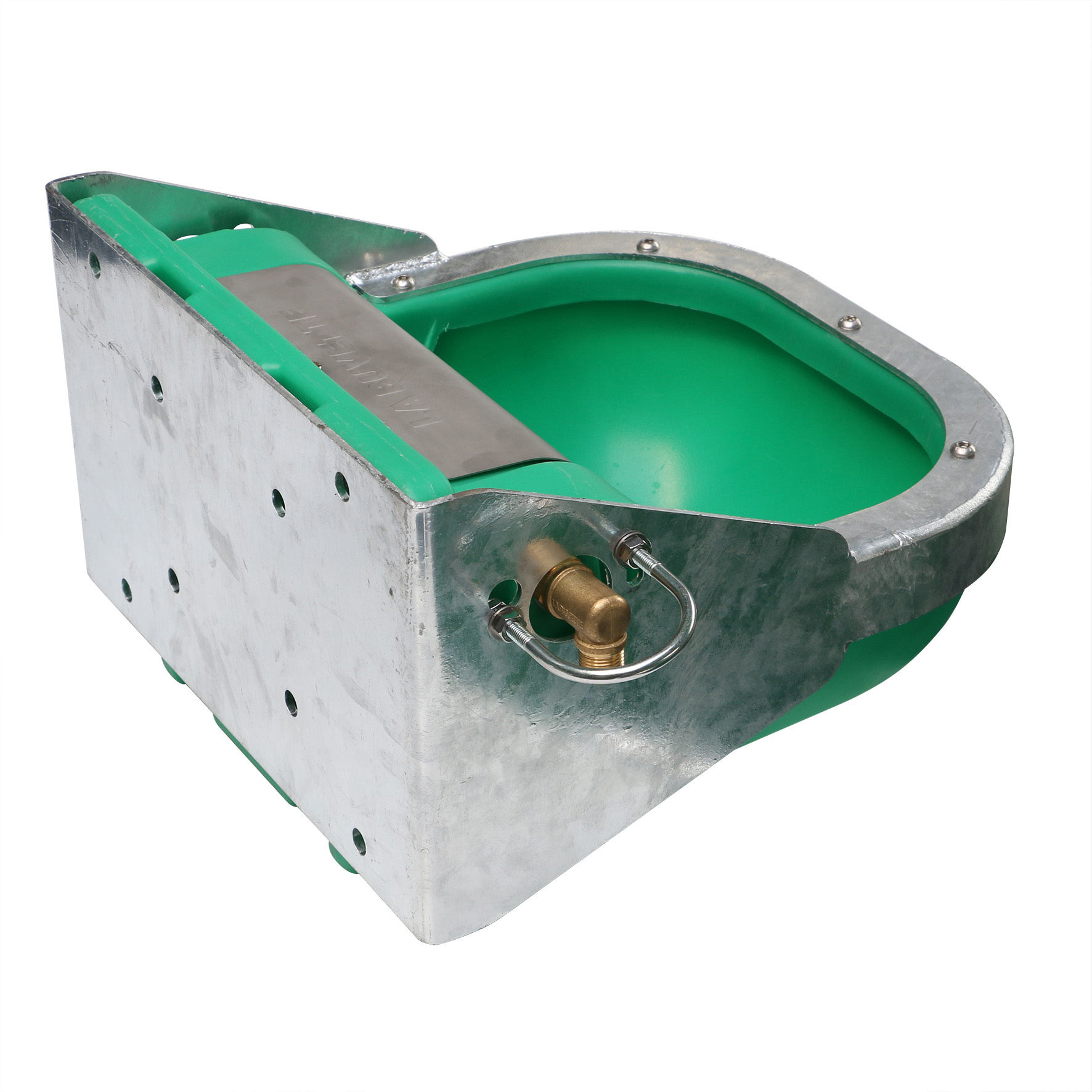 LAC50 Large drinking trough with full metal protection