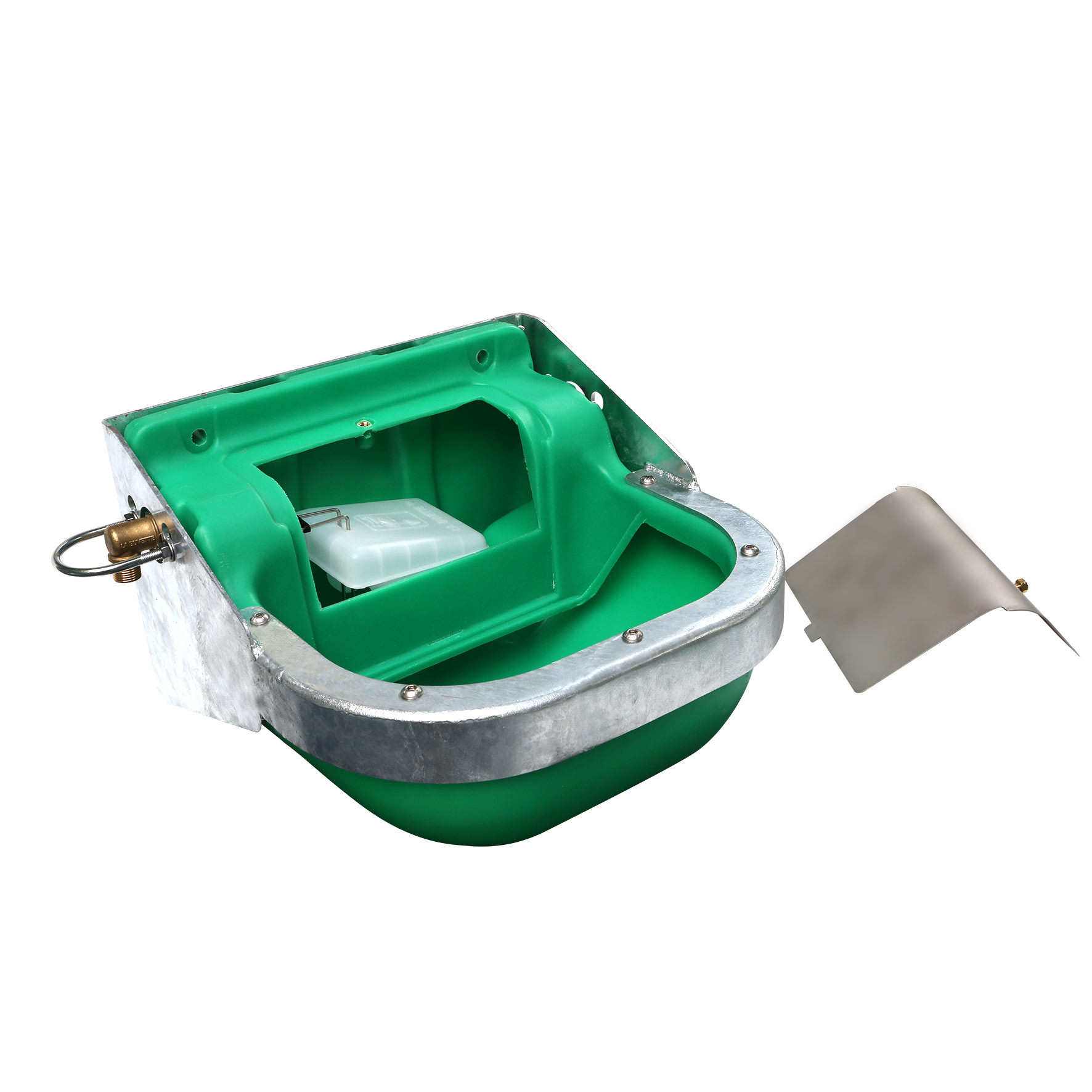 LAC50 Large drinking trough with float valve