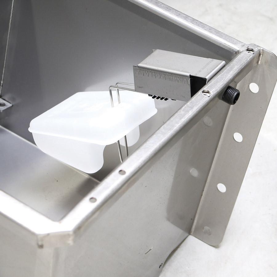 Easy-stall 100 valve