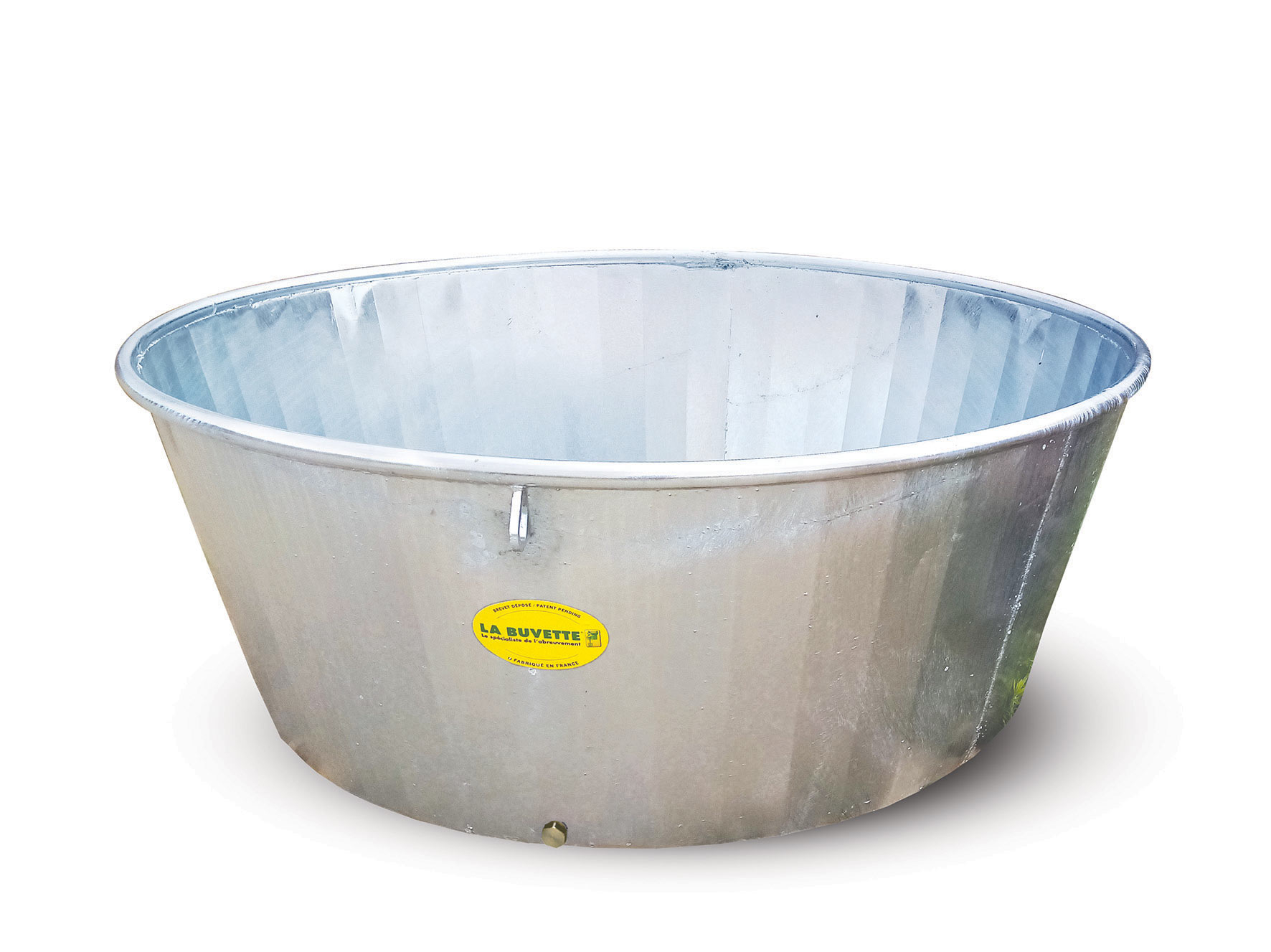 Galvanised water trough 600 L