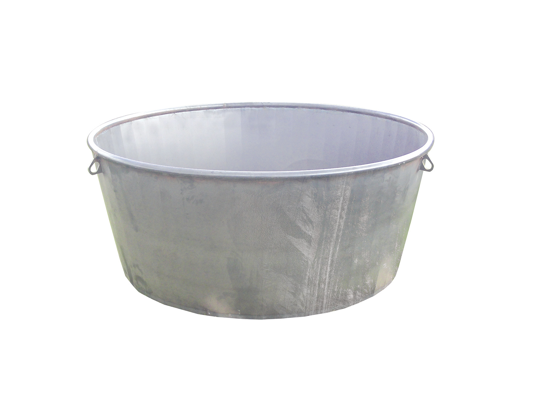 Galvanised water trough 1000 L